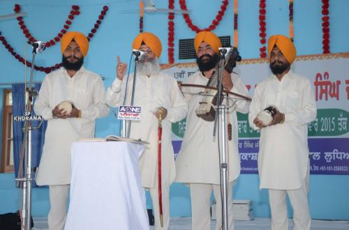 Bari Samagam Sant Baba Sucha Singh ji 5