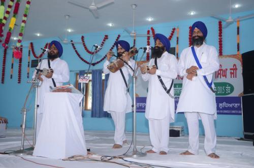 Bari Samagam Sant Baba Sucha Singh ji 6