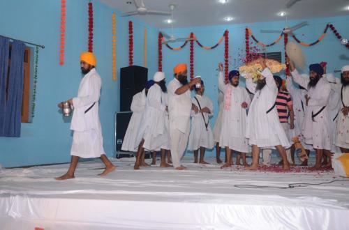 Barsi Sant Baba Sucha Singh ji