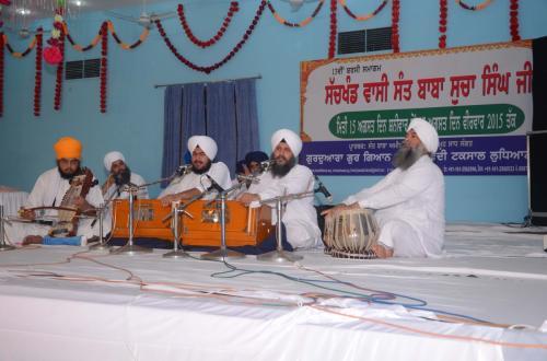 Bhai Harjot  Singh ji Zakhmi