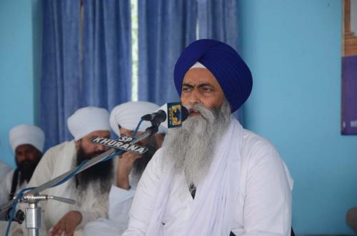 Giani Jagtar Singh ji Head Granthi Sri Darbar Sahib Amritsar