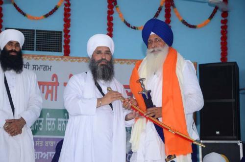 Giani Mal Singh ji Jathedar Sri Kesghar Sahib