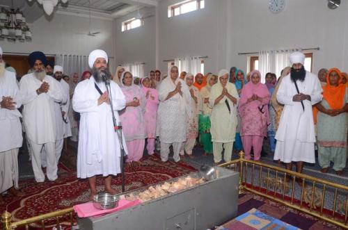 Sant Baba Amir Singh ji Mukhi Jawaddi Taksal (2)