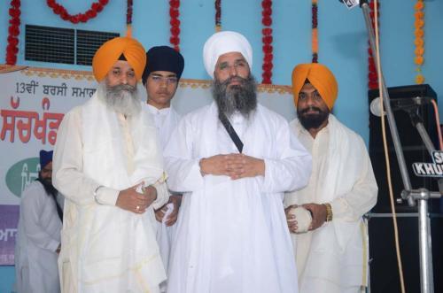 Sant Baba Amir Sngh & Bhai Kuljeet Singh ji