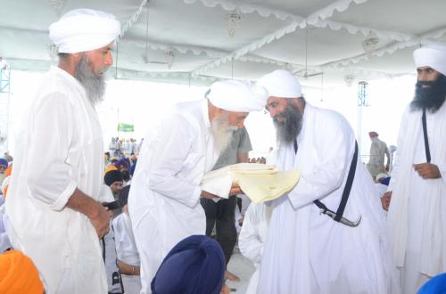 Sant Baba Baldev Singh ji Bulandpuri