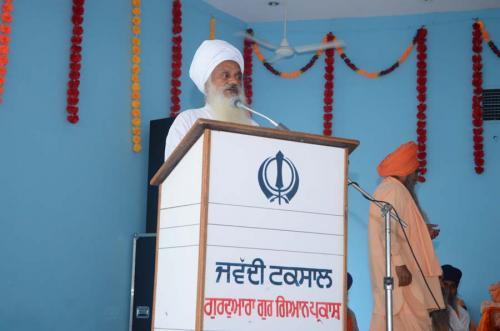 Sant Baba Sewa Singh ji 1