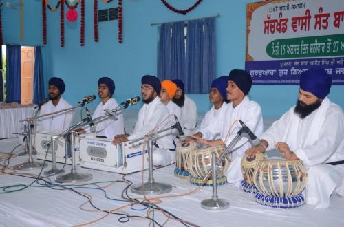 Students of Jawaddi Taksal 2