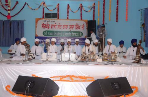 Students of Jawaddi Taksal 3