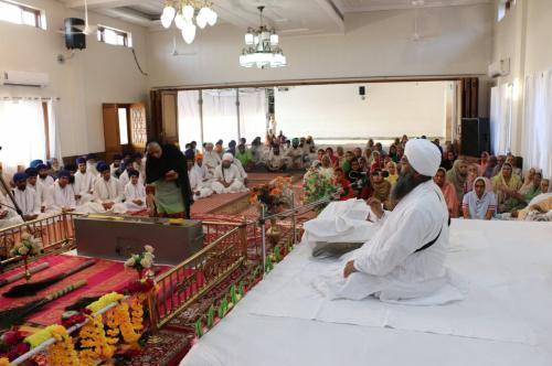 Sant Baba Amir Singh ji Mukhi Jawaddi Taksal7
