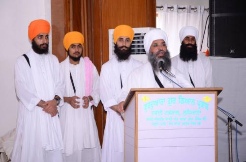 Sant Baba Amir Singh ji Mukhi Jawaddi Taksal (5)