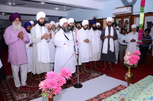 Sant Baba Amir Singh ji Mukhi Jawaddi Taksal 10 (2)