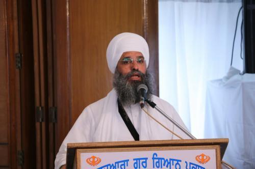 Sant Baba Amir Singh ji Mukhi Jawaddi Taksal 13