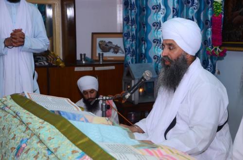 Sant Baba Amir Singh ji Mukhi Jawaddi Taksal 8