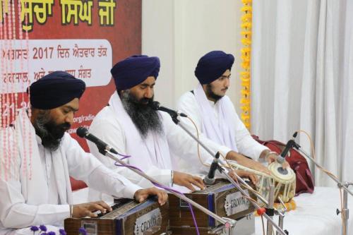 Bhai Gurdev Singh ji Hazoori Raagi Sri Darbar Sahib ji