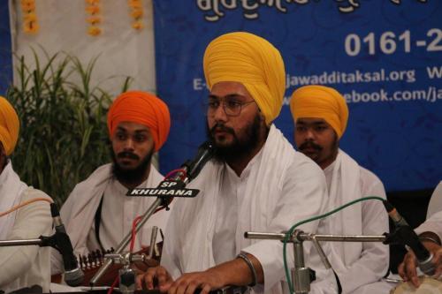 Bhai Baljit Singh ji  Jawaddi Taksal (4)