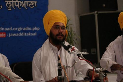 Bhai Baljit Singh ji  Jawaddi Taksal (6)