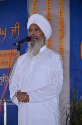 Giani Ravinder Singh Masroor ji 1