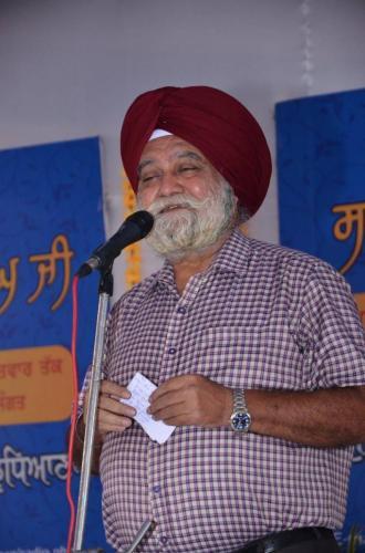 Rashpal Singh ji