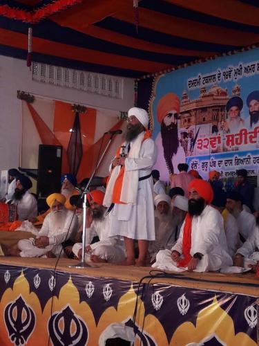 32 Samagam Sant baba Jarnail Singh ji Bindawale  (32)