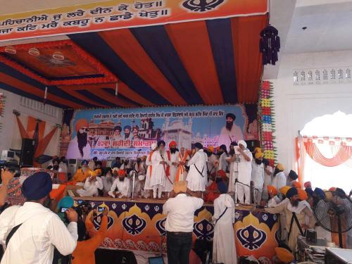 32 Samagam Sant baba Jarnail Singh ji Bindawale  (33)
