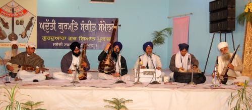 AGSS 2007 bhai narinder singh banaras (4)