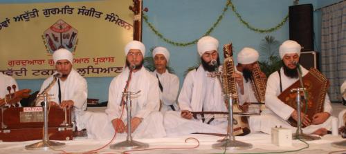 Adutti Gurmat Sangeet Samellan- 2011 (32)