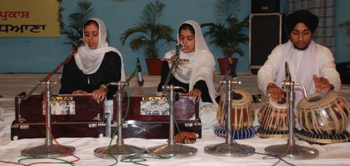 Adutti Gurmat Sangeet Samellan- 2011 (38)