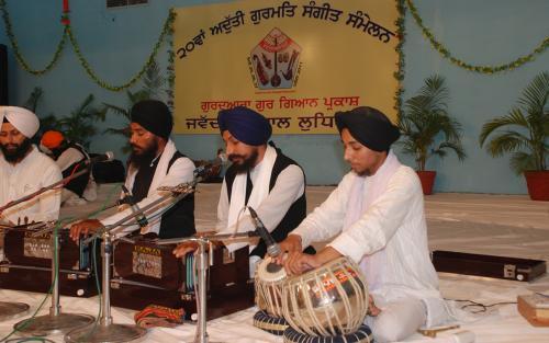 Adutti Gurmat Sangeet Samellan- 2011 (40)