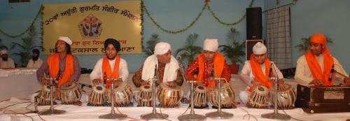 Adutti Gurmat Sangeet Samellan- 2011 (42)