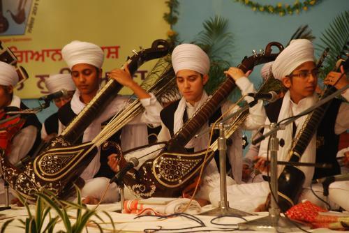 Adutti Gurmat Sangeet Samellan- 2011 (44)