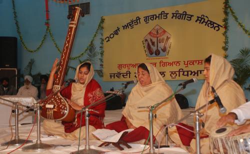 Adutti Gurmat Sangeet Samellan- 2011 (46)