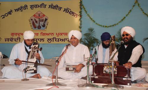 Adutti Gurmat Sangeet Samellan- 2011 (51)