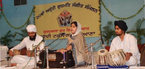 Adutti Gurmat Sangeet Samellan- 2011 (59)