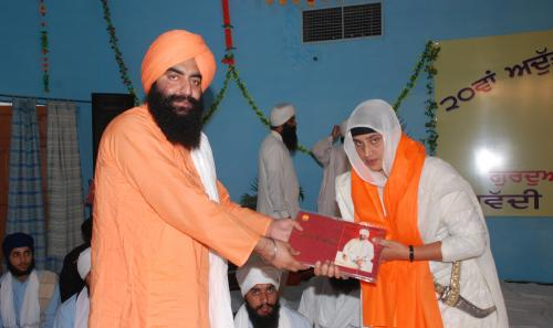Adutti Gurmat Sangeet Samellan- 2011 (61)