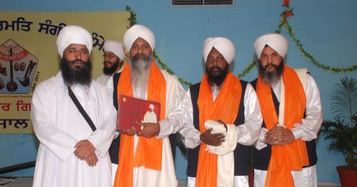 Adutti Gurmat Sangeet Samellan- 2011 (74)