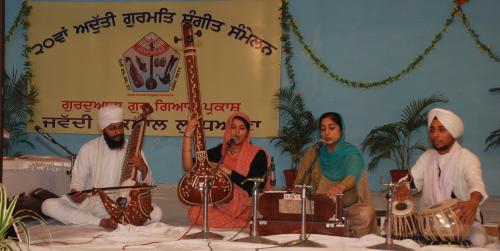 Adutti Gurmat Sangeet Samellan- 2011 (84)