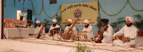 Adutti Gurmat Sangeet Samellan- 2011 (88)