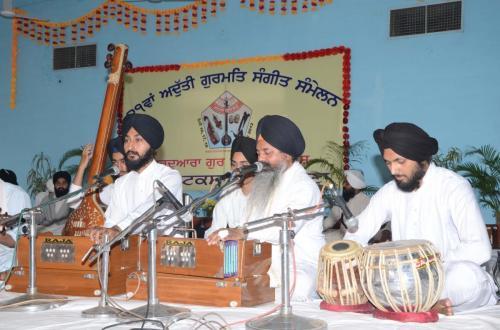 Adutti Gurmat Sangeet Samellen Jawaddi Taksal 2012 (16)