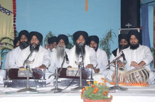 Adutti Gurmat Sangeet Samellen Jawaddi Taksal 2012 (2)