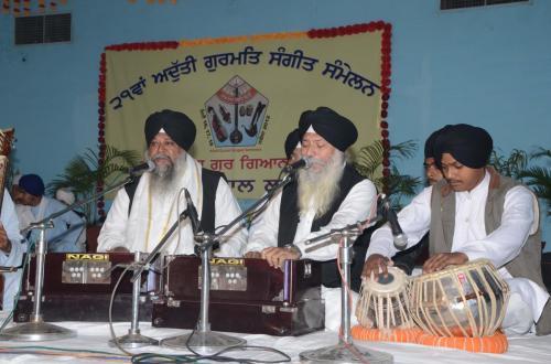 Adutti Gurmat Sangeet Samellen Jawaddi Taksal 2012 (38)