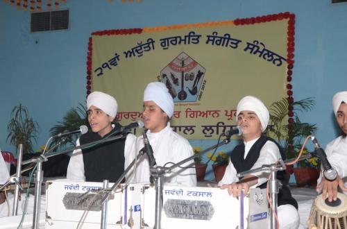 Adutti Gurmat Sangeet Samellen Jawaddi Taksal 2012 (40)
