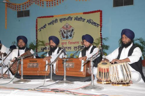 Adutti Gurmat Sangeet Samellen Jawaddi Taksal 2012 (45)
