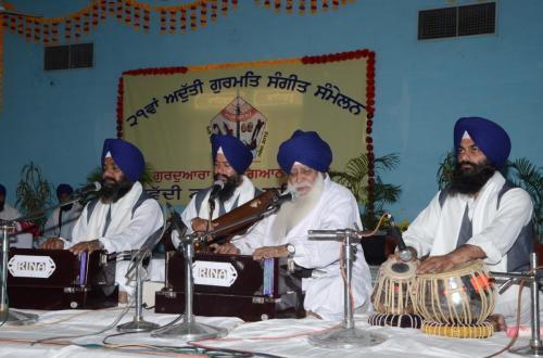 Adutti Gurmat Sangeet Samellen Jawaddi Taksal 2012 (54)