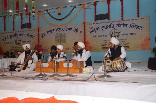 Bhai Gurmeet Singh ji janer Taksal