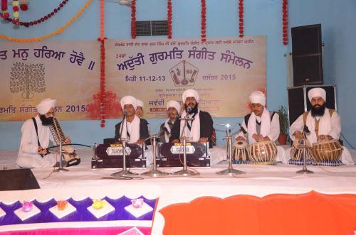Bhai Tarsem Singh ji Students of Jawaddi Taksal