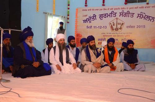 Sant Baba Amir Singh ji Mukhi Jawaddi Taksal, Sant Baba Nihal Singh ji Misal Shahida Tarna Dal Harianbelan, Sant Baba Avtar Singh ji