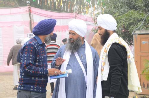 Sant Baba Amir Singh ji Mukhi Jawaddi Taksal 2