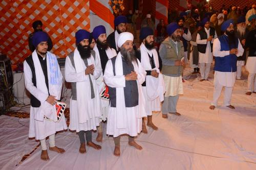 Sant Baba Amir Singh ji Mukhi Jawaddi Taksal 88