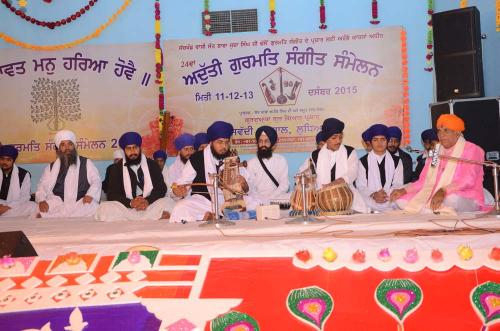 Students of Jawaddi Taksal 5