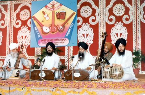 Adutti Gurmat Sangeet Samellan- 1991 (11)